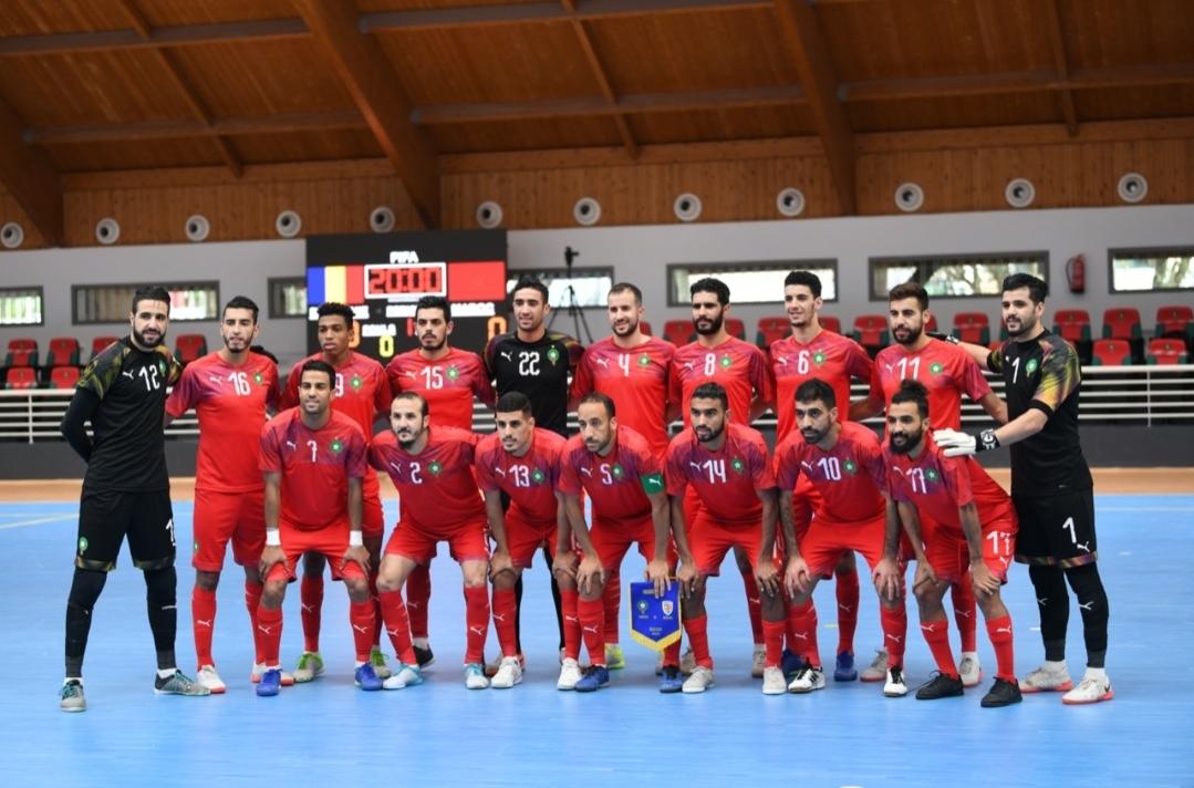 Futsal : Double confrontation amicale Maroc-Panama, les 30 et 31 janvier à Maâmoura