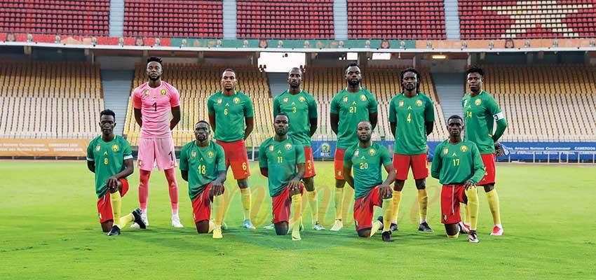 CHAN / Cameroun-RDC (2-1) : Les Camerounais en demi-finale