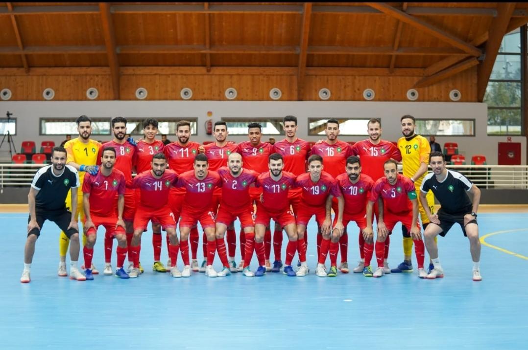 Futsal/Amical : La sélection nationale l'emporte face au Panama (6-1)