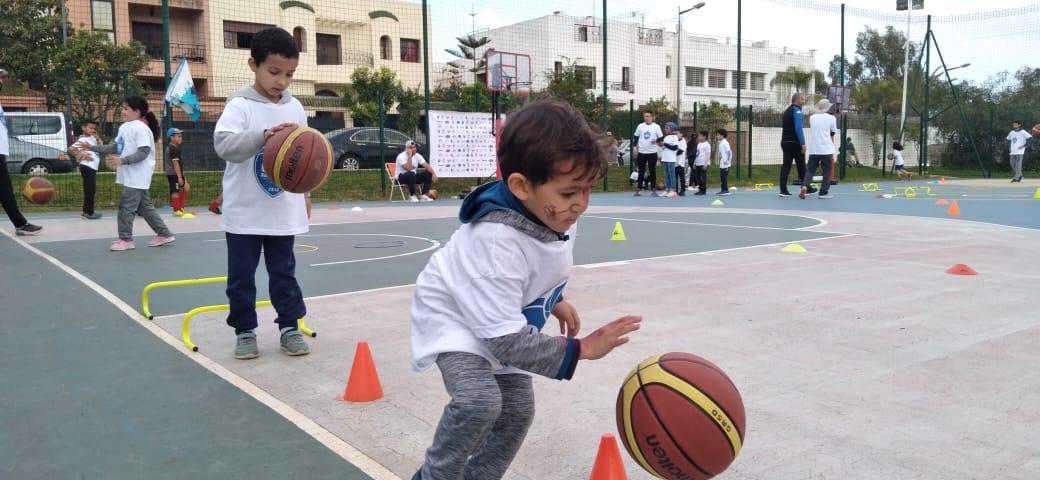 Club Atlantique Youssoufia : Lancement du projet des écoles de basket de proximité