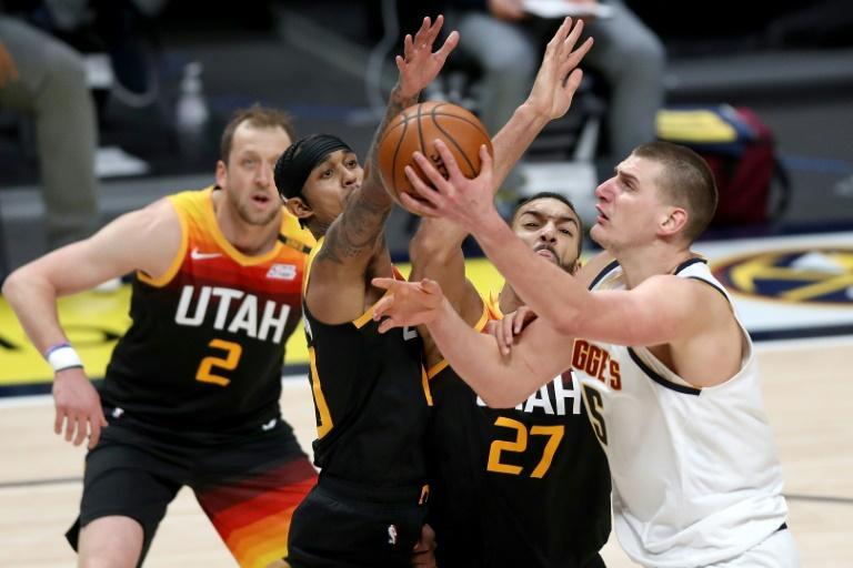 NBA :  Jokic et Denver stoppent la série de Utah, Brooklyn surpris à Washington