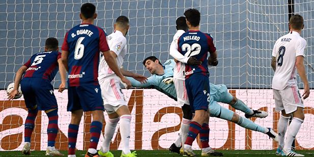 Liga : Le Real voit le titre s'éloigner !