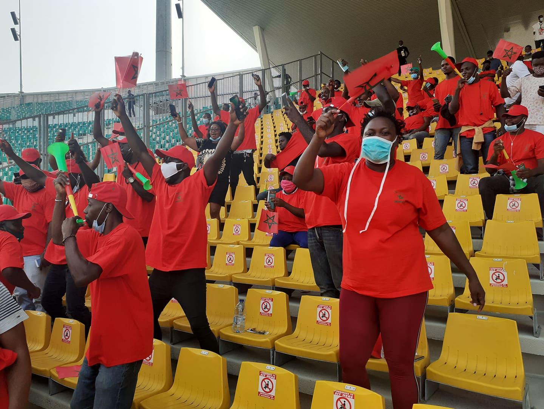 CHAN : Des T-shirts, des casquettes et des billets d'accès au stade pour encourager l'équipe nationale !