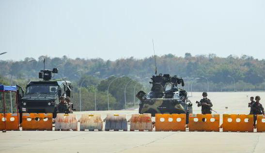 Birmanie : La junte militaire reprend le pouvoir