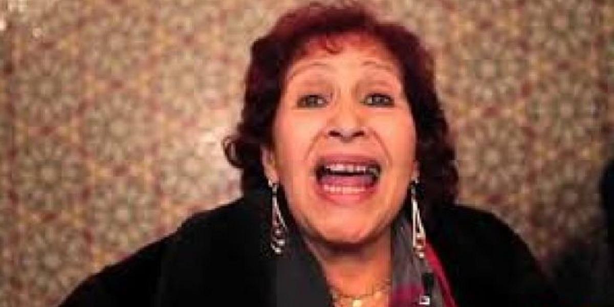 Le cri de détresse de Aicha Mahmah