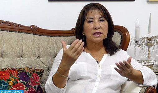 Une députée péruvienne appelle au soutien du Sahara marocain
