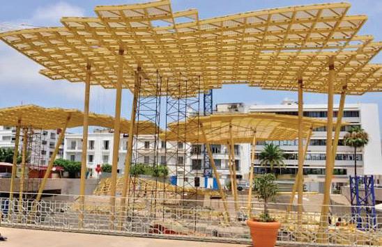 Rabat : De nouveaux travaux à la place Moulay El Hassan