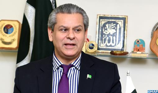 L'Ambassade du Pakistan à Rabat commémore la journée de solidarité avec le Cachemire