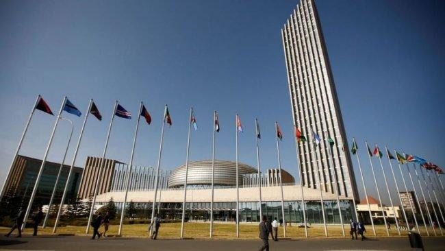 Ouverture par visioconférence de la 34ème session ordinaire du Sommet de l'Union africaine