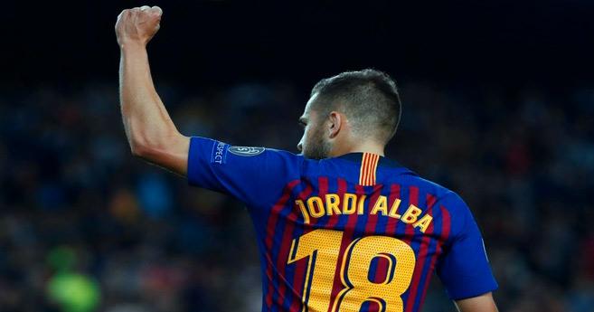Coupe d'Espagne : Jordi Alba envoie le Barça en demi-finale