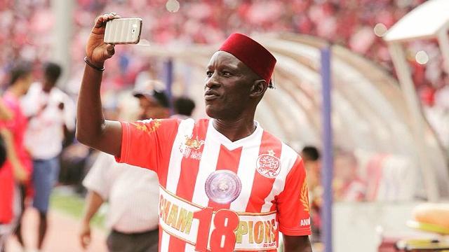 Moussa Ndaw victime d'un acte raciste