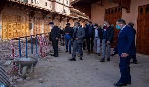 Marrakech : Suivi de l'état d'avancement des projets de développement et de mise en valeur de l'ancienne médina