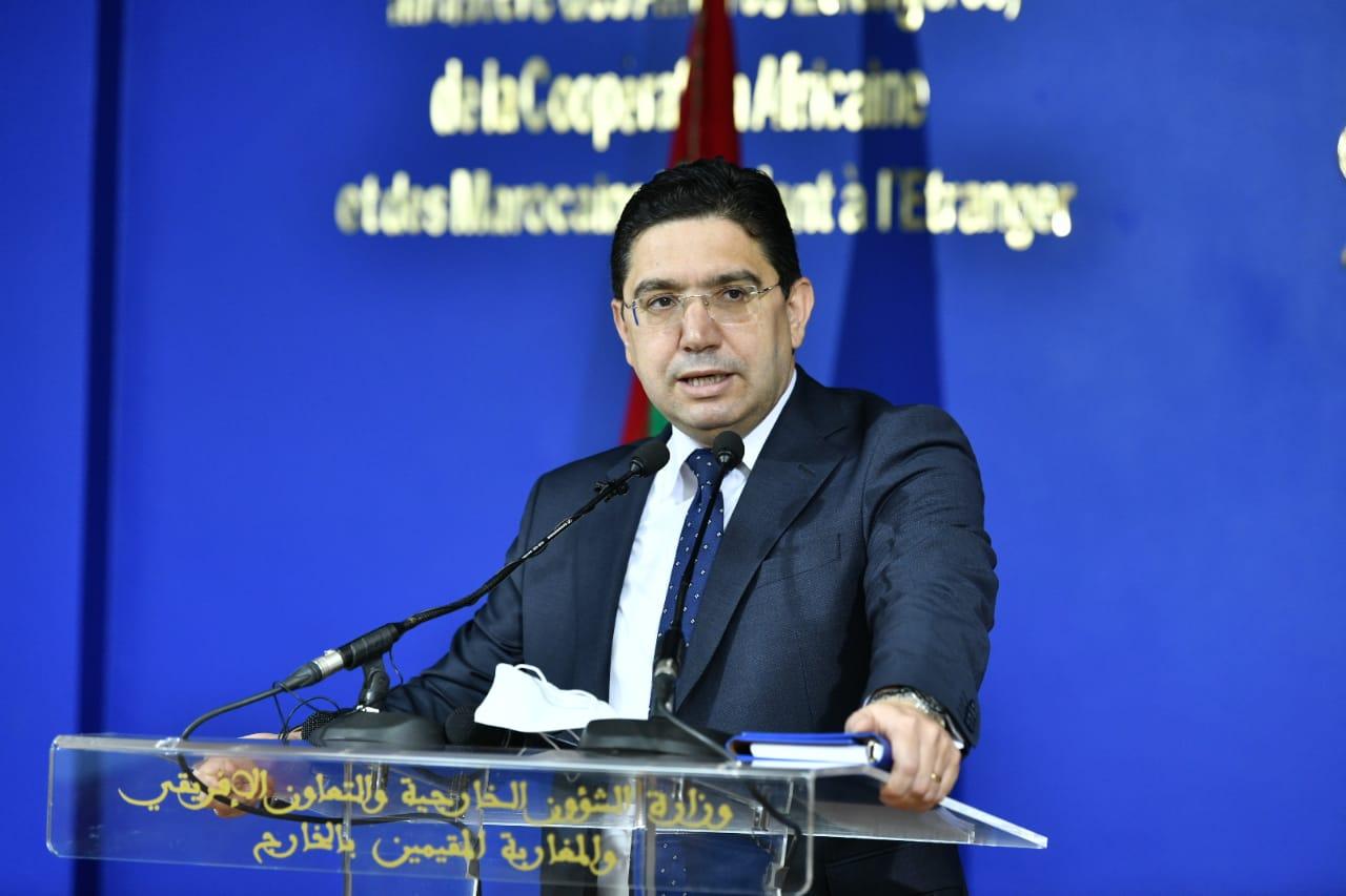 Nasser Bourita : « L'Algérie fait de la question du Sahara sa première cause nationale »