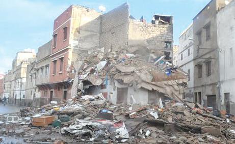 Settat : Mesures d'urgence pour les habitats menaçant ruine