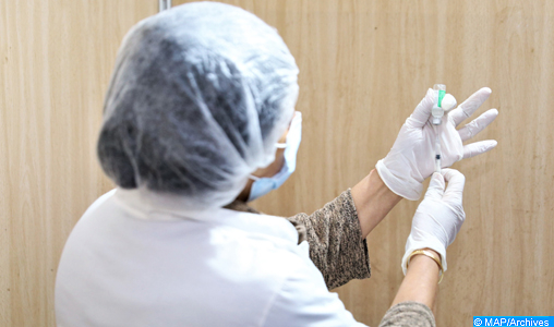Compteur coronavirus : 234 cas testés positifs en 24H, 550 149 personnes vaccinées