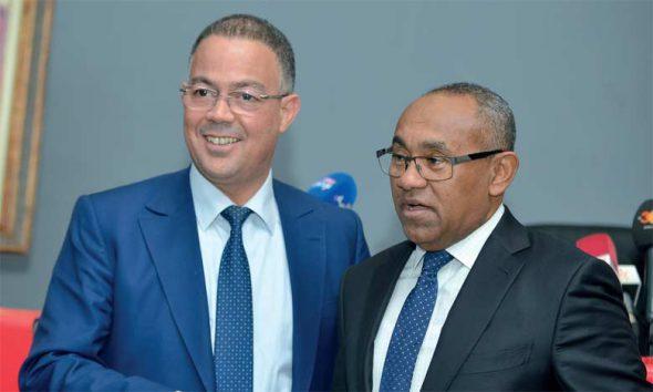 CHAN 2020 : Ahmad Ahmad félicite la FRMF pour l'exploit de l'équipe nationale !