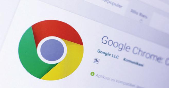 Google Chrome : Découverte d'une importante faille de sécurité