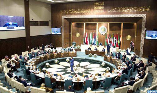 Ligue arabe: les MAE prônent une position commune qui rompt avec l'ingérence étrangère
