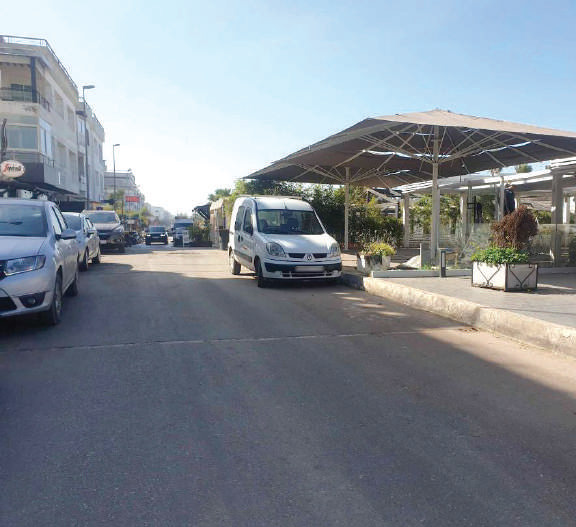 Harhoura : Quand la démolition des terrasses s'impose…