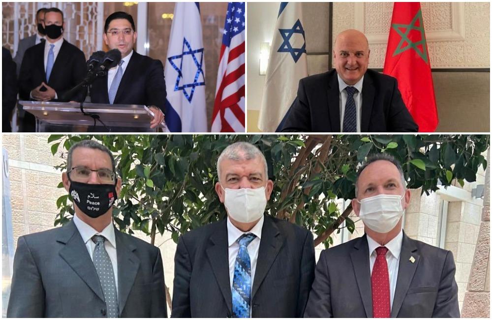 Le Maroc et Israël accélèrent le processus de rapprochement