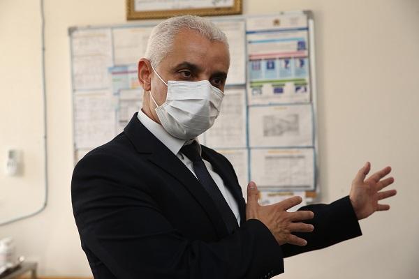 Immunité collective dans 3 à 5 mois : le rétropédalage d'Ait Taleb