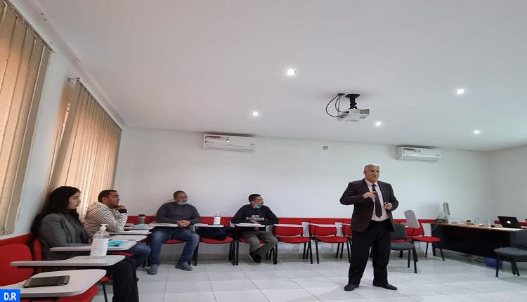 CRM : Atelier pour le renforcement des capacités des employés à Marrakech
