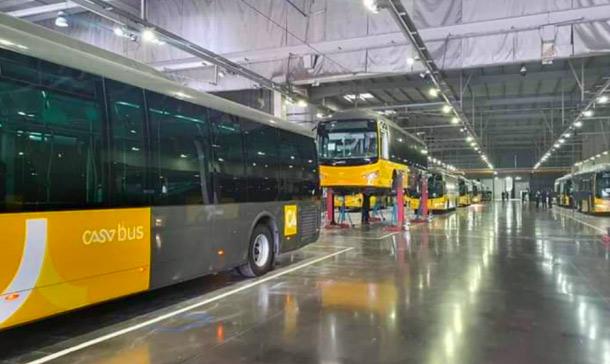 Casablanca : Dernière ligne droite pour la mise en service des nouveaux bus