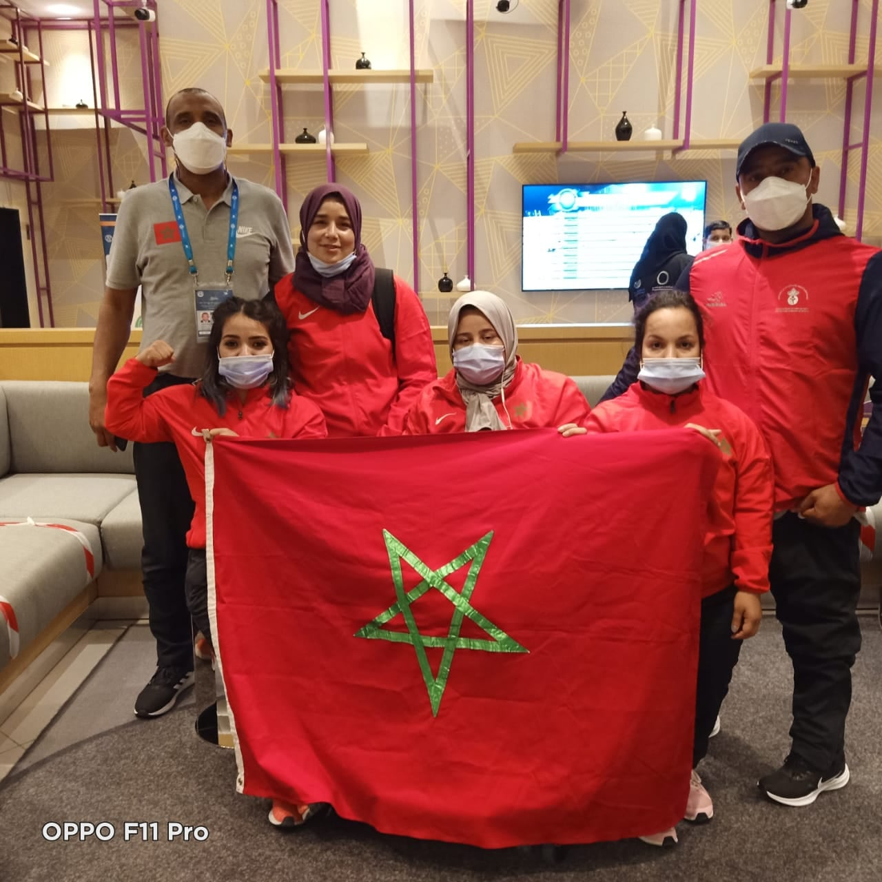 "Grand Prix de para-athlétisme ""Fazza"" : le Maroc remporte 11 médailles"