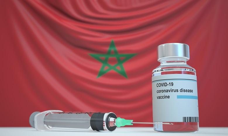 Vaccination anti-Covid : Le Maroc dans le top 10 mondial