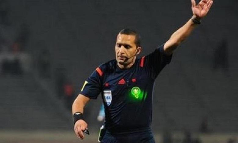 L'arbitre Redouane Jayed en situation très délicate !
