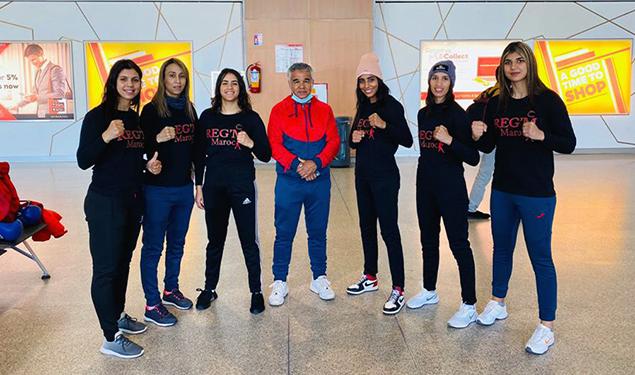 Boxe: La sélection nationale féminine participe à la Strandja Cup