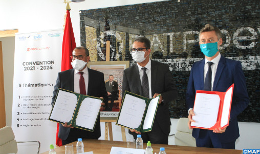 Casablanca: signature d'une convention tripartite en matière de prévention et de sécurité routière