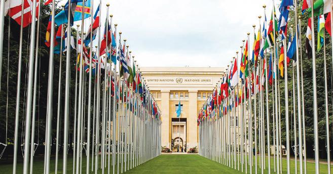 Réseaux sociaux : L'ONU préoccupée par la puissance des géants numériques