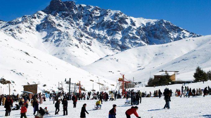 Reportage : le tourisme de montagne gelé par la pandémie