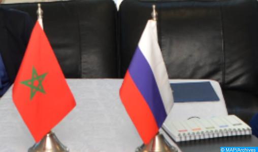 Entretiens maroco-russes sur le renforcement des relations bilatérales
