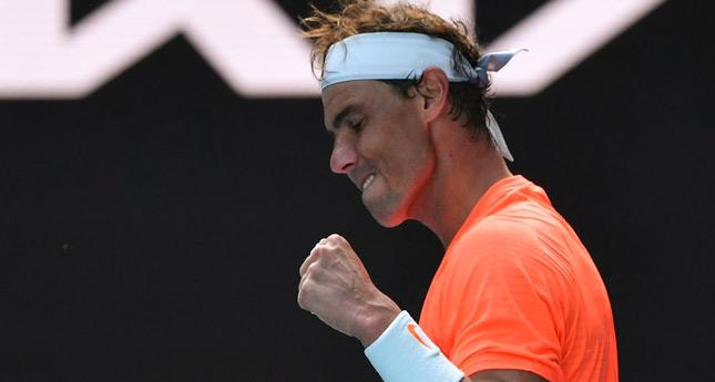 Tennis : «Nadal / Tsitsipas» et le duo Russe «Medvedev / Rublev»