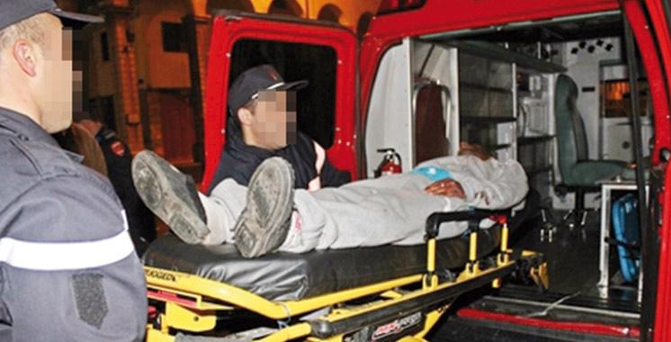 Berrechid : Un mort et 35 blessés dans un accident de la circulation