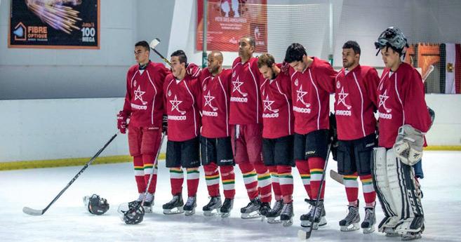 Le hockey sur glace national : Elargir le nombre des pratiquants malgré des moyens limités