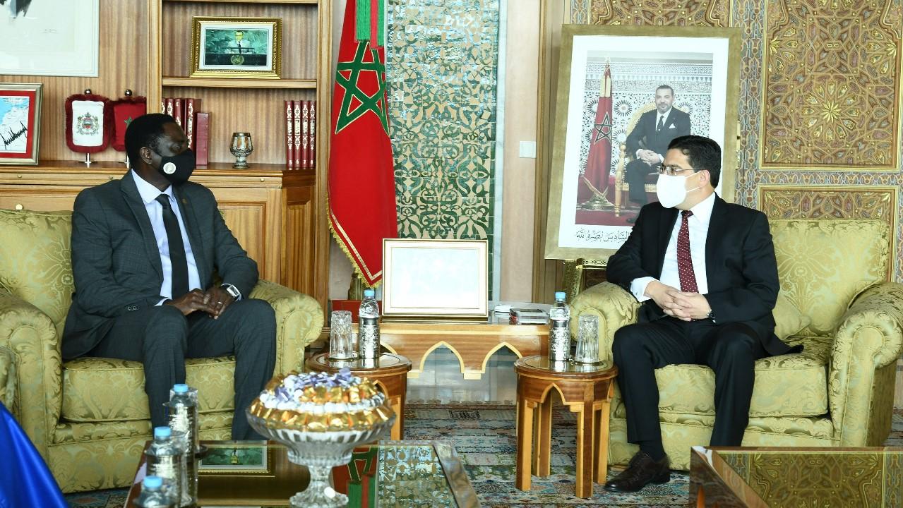 La Gambie réitère son soutien constant à la marocanité du Sahara