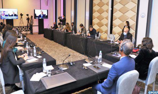 Clôture des travaux de la conférence internationale annuelle sur la lutte contre l'extrémisme violent