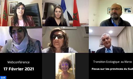 Transition écologique : l'expérience du Maroc présentée en Île de France