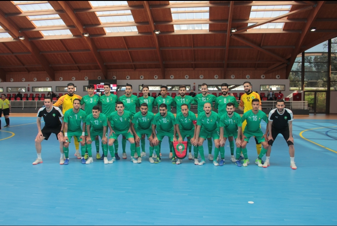 Futsal : Double confrontation amicale Maroc-Argentine, les 6 et 8 mars à Maâmoura