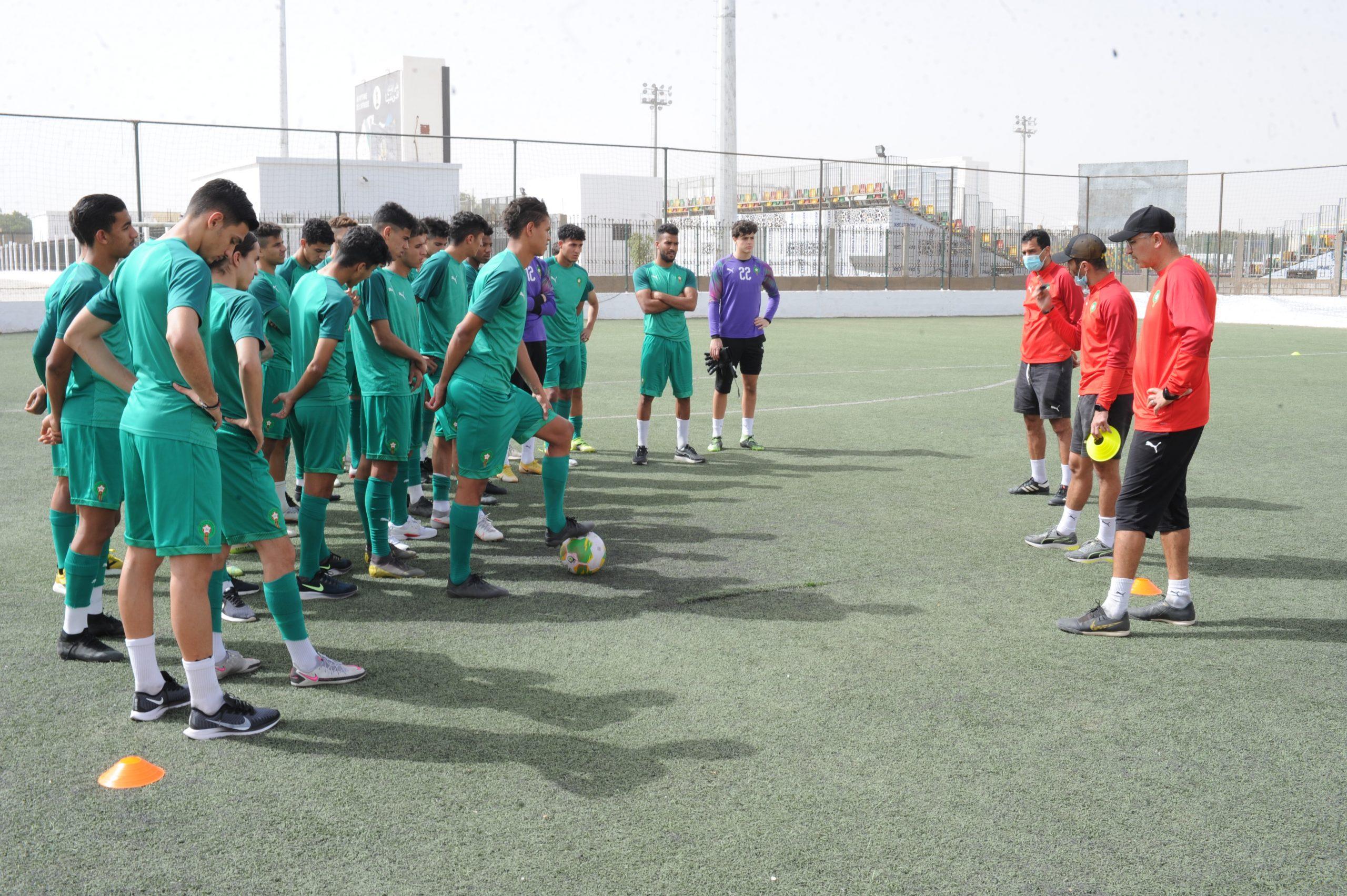 CAN U20 / Maroc-Tanzanie: Pour la première place du groupe !