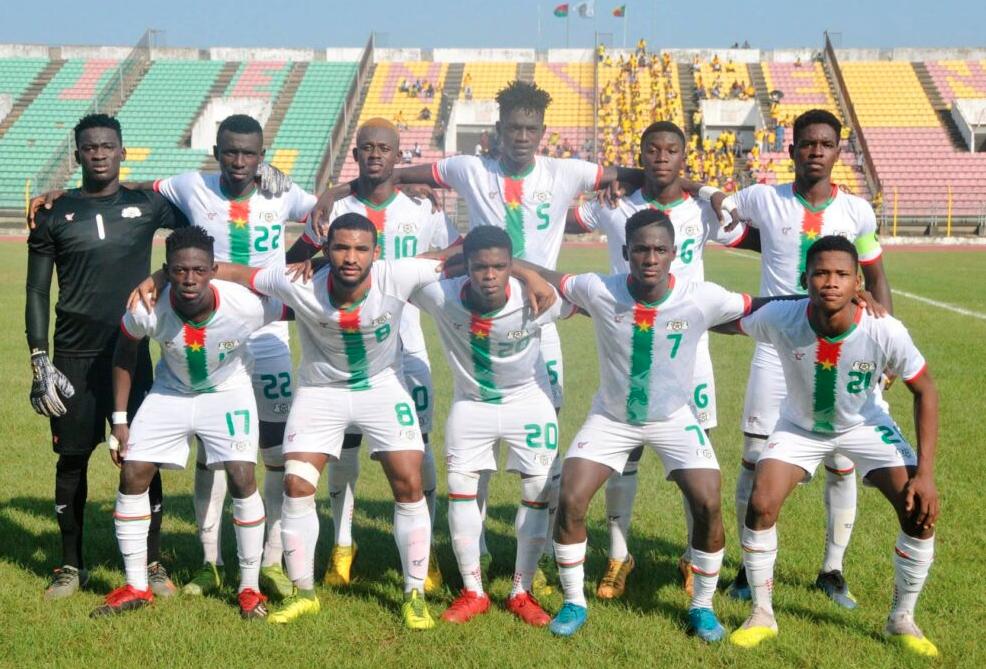 CAN U20 / Burkina Faso-Namibie (1-0) : Les Burkinabés en quart de finale