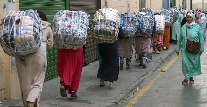 M'diq-Fnideq : Des contrats de travail pour les femmes de Bab Sebta