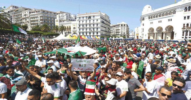 Algérie : Le réveil du Hirak pour se débarrasser du système