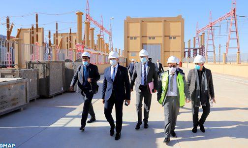 Laâyoun : la nouvelle station de dessalement de l'eau de mer bientôt opérationnelle