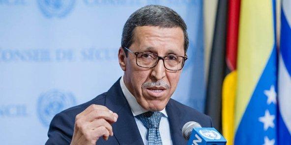 Omar Hilale met à nu le «polisario» et son parrain algérien