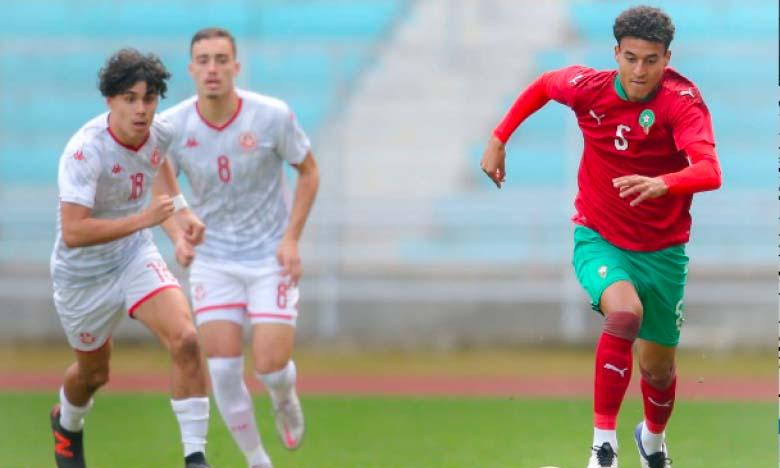 CAN U20 / Quart de finale : Le Maroc face à la Tunisie pour une place en demi-finale !