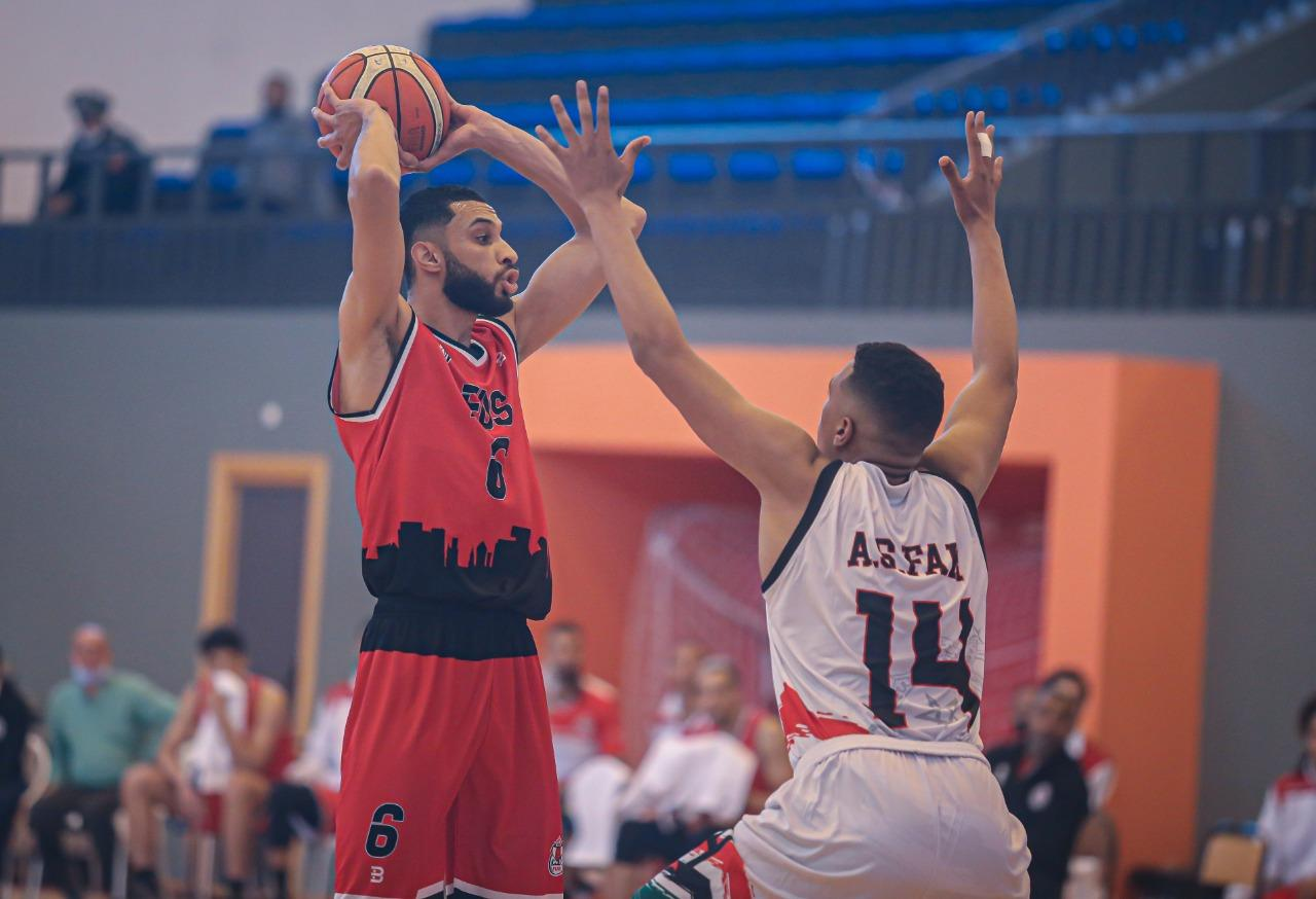 Championnat national de basket : Le FUS s'impose à domicile face à l'AS FAR